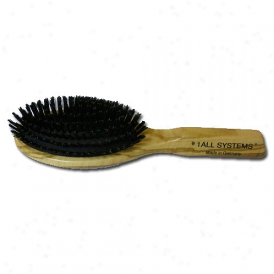 All Systems Pure Boar Bristle Brush
