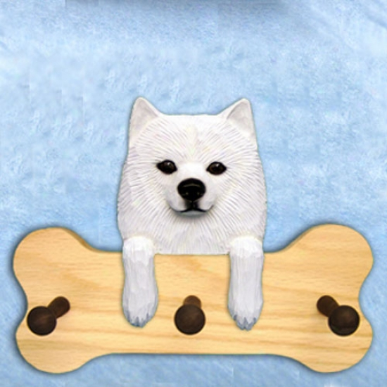 American Eskimo Bone Hang Up Natural Oak