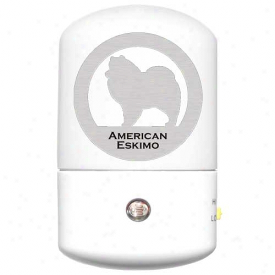 American Eskimo Led Night Light
