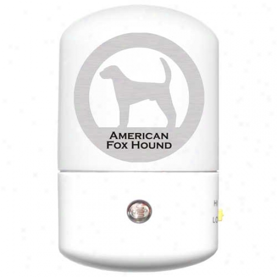 American Foxhound Led Night Light