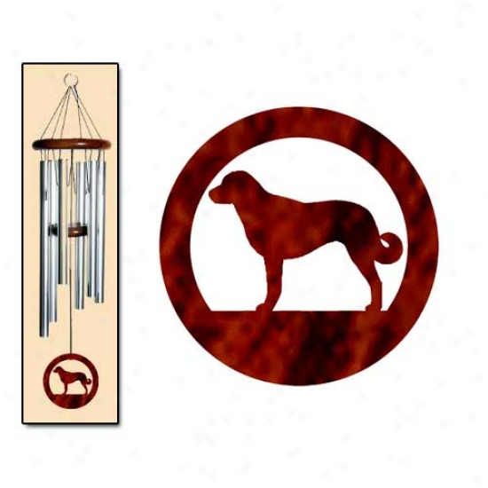 Anatolian Shepherd Dog Breath Chimez Medium Silver