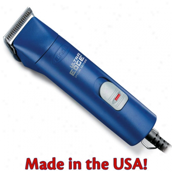 Andis Agc2 Ultraedge Super 2 Speed Clipper - Blue