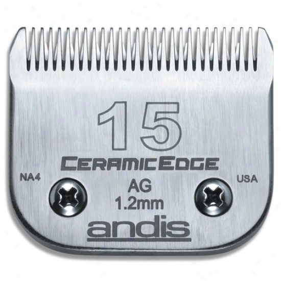 Andis Ceramic Edge 15 Bllade