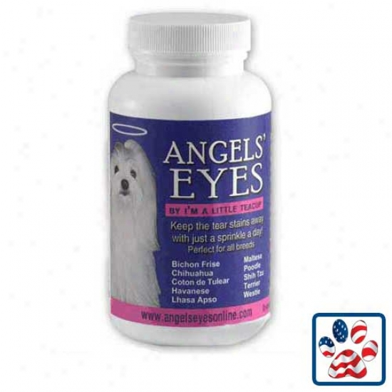 Angels Eyes Tear Stain Remover - 120 Grams