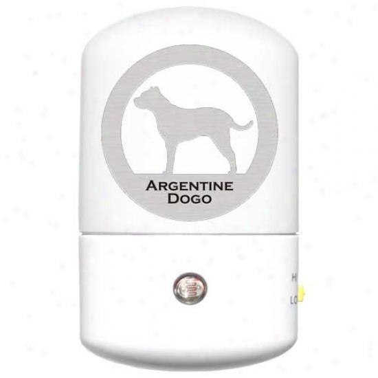 Argentine Dogo Led Darkness Light