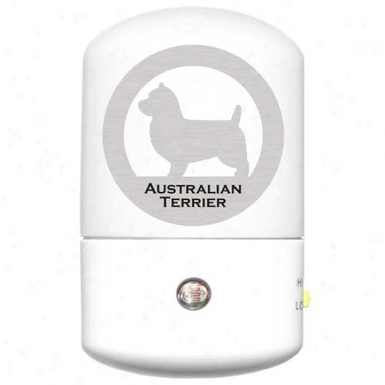 Australian Terrier Led Night Light