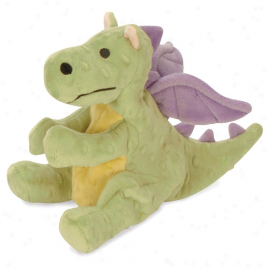 Baby Dragon With Chew Guard Technology Linden Green
