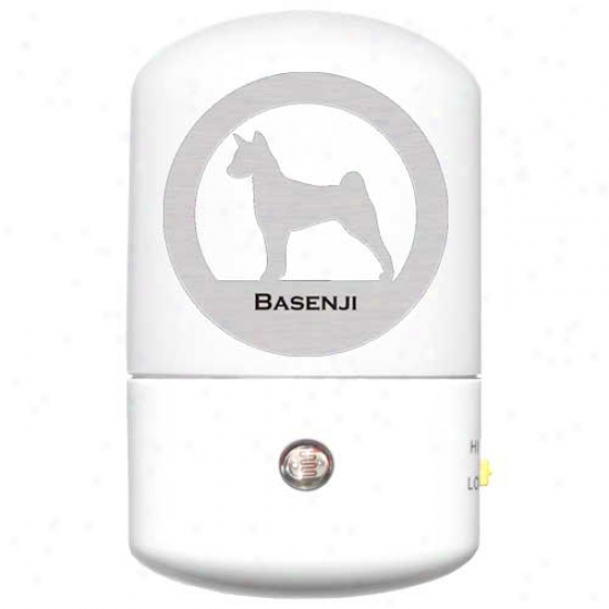 Basenji Led Night Light