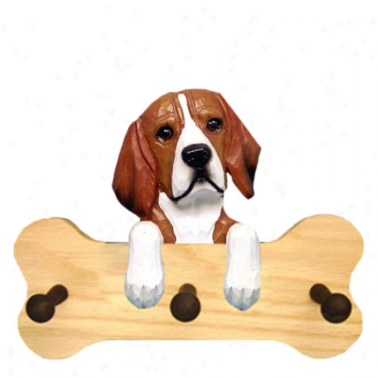 Beagle Bone Hang Up Natural Oak