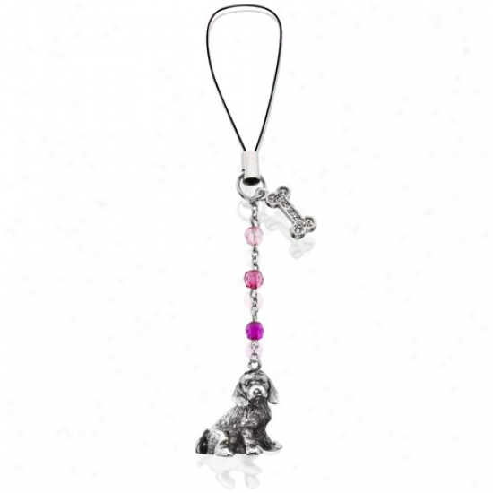 Beagle Cell Phone Breed Charm