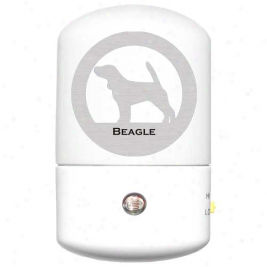 Beagle Led Night Light