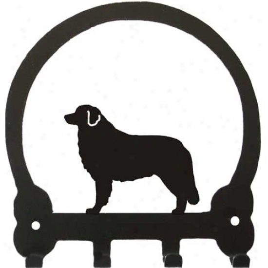 Bernese Mountain Dog Clew Rack By Sweeney Ridge
