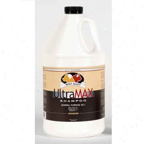 Best Shot Ultramax Shampoo 1.1 Gallon