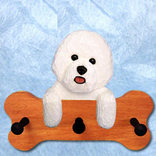 Bichon Frise Bone Hover Up Maple Polish
