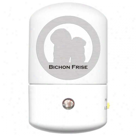 Bichon rFise Led Night Light