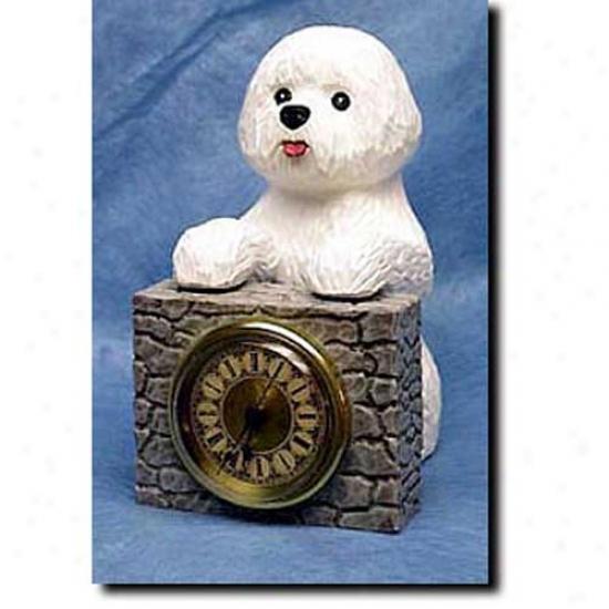Bicnon Frise Mantle Clock