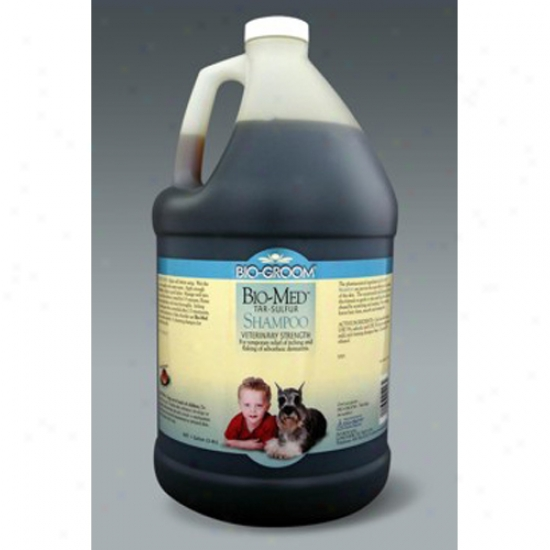 Bio-groom Bio Med Shampoo, Gallon