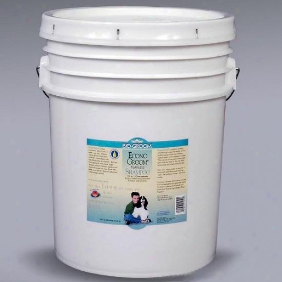 Bio-groom Econo Groom Shampoo, 5 Gallon