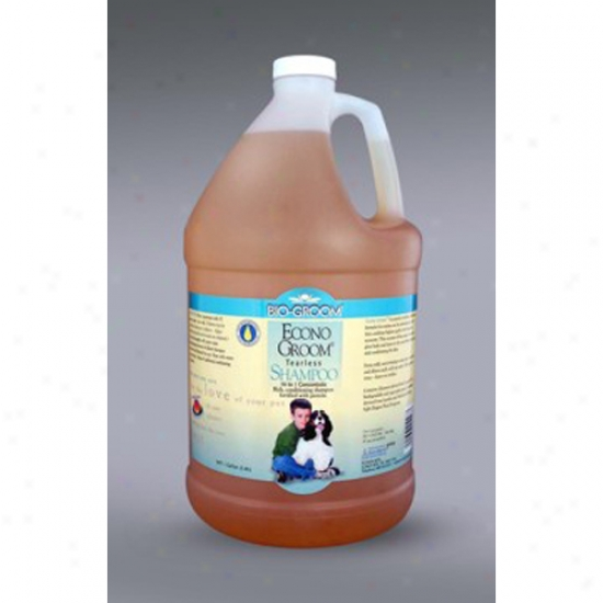 Bio-groom Econo Groom Shampoo, Gallon Concentrate 16:1