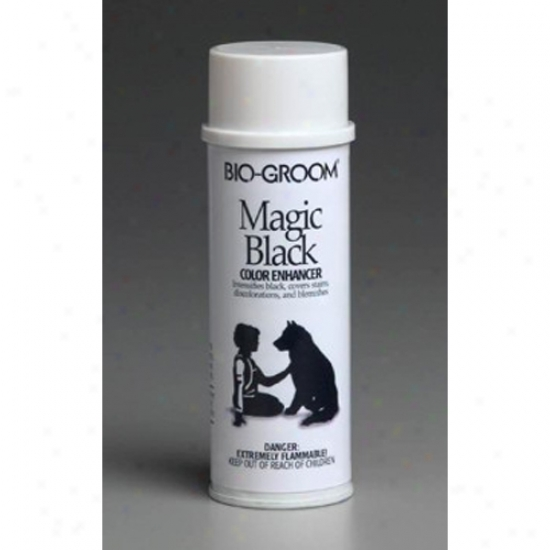 Bio-groom Magic Black, 8 Oz Aerosol