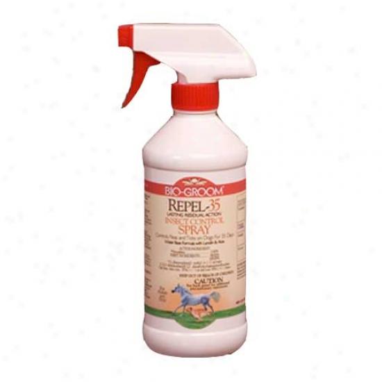 Bio Groom Repel-35 Insect Control Spray 16oz