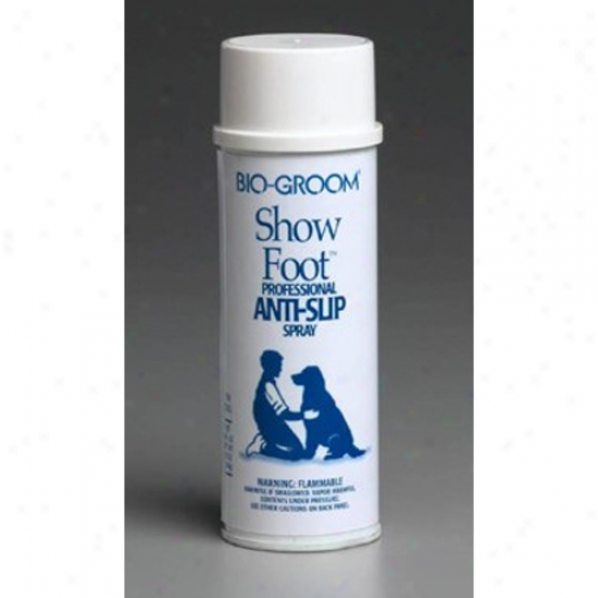 Bio-groom Show Foot, 8 Oz Aerosol