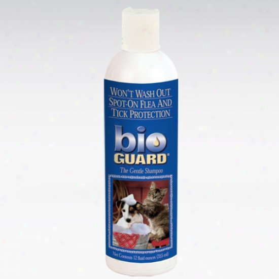 Bio Guard Shampoo 12 Ounces