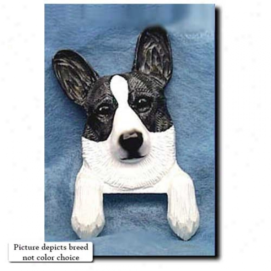Blonde Cardigan Welsh Corgi Passage Topper