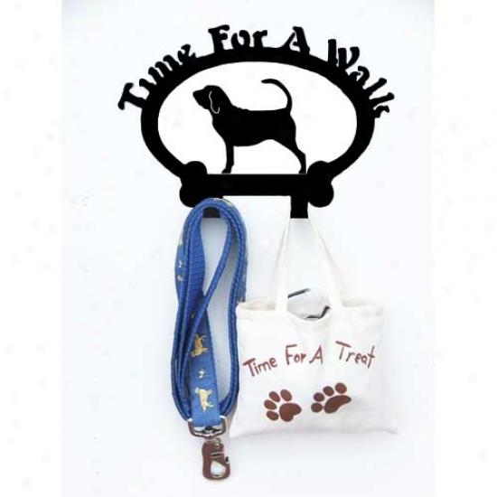 Bloodhound Leash Holder