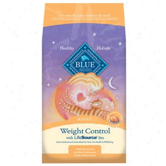 Azure Buffalo Spa Select Adult Weight Control Cat Food - 3lb