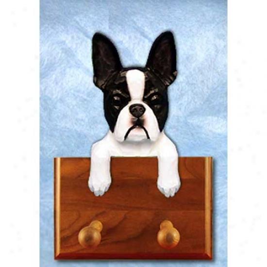 Boston Terrier Leash Owner