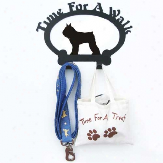 Bouvief Des Fland5es Leash Holder