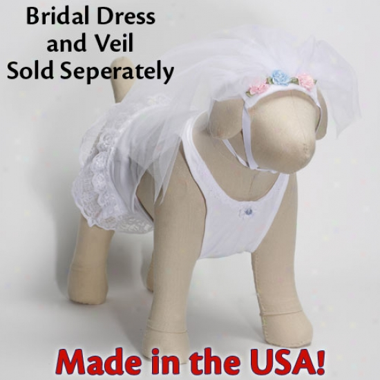 Bride Dress Costume - Small