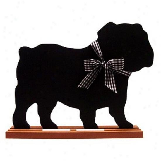 Bulldog Blackboard - Table  Model