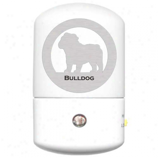 Bulldog Led Night Light
