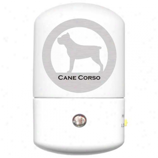 Cane Corso Led Night Light