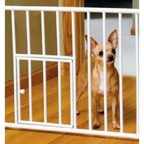 Carlson Mini Pet Gate Through  6in Extension