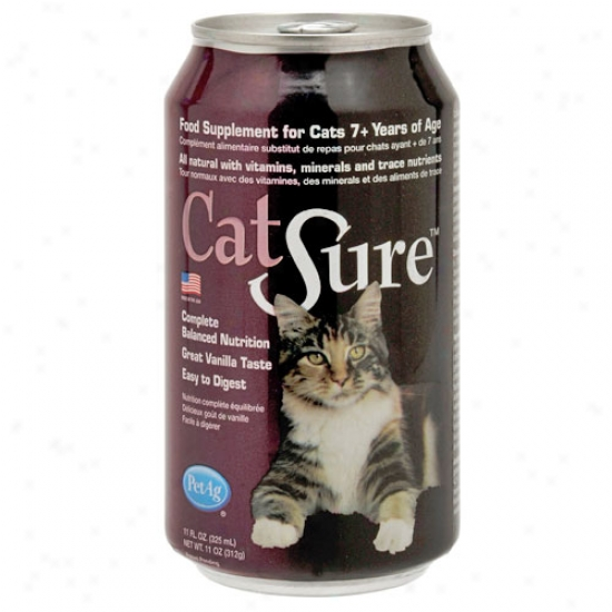 Catsure Nutritional Supplemenf 11oz