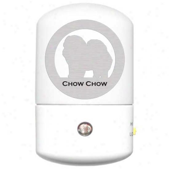 Chow Chow Led Night Light