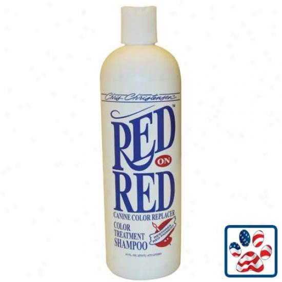 Chris Chrisyensen Red On Red Shampoo 16oz