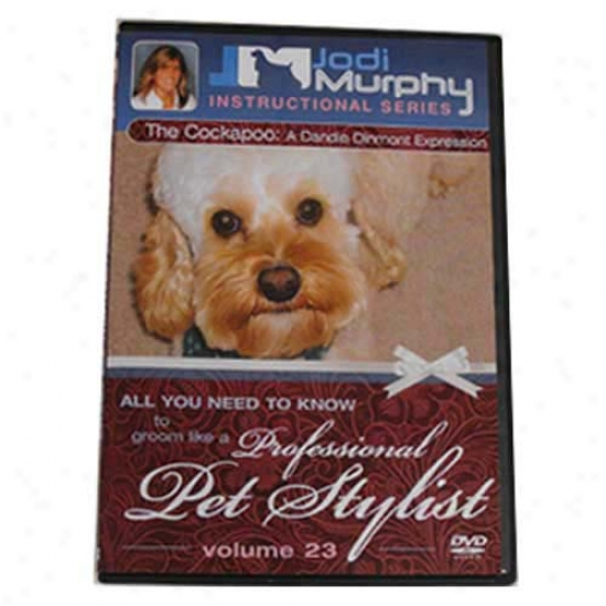Cockapoo Grooming Dvd By Jodi Murhy