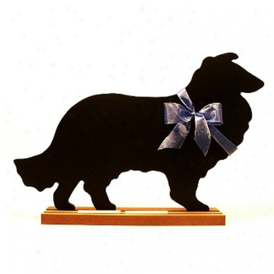 Collie Blackboard - Wall Model