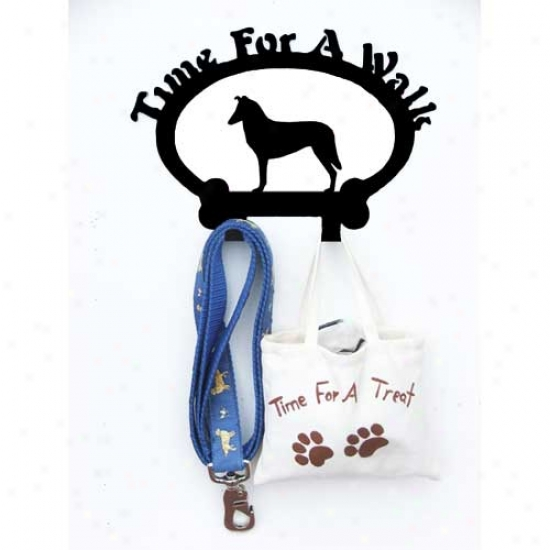 Collie (smooth) Leash Holder
