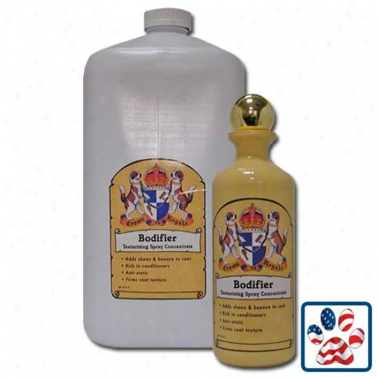 Crown Royale Bodifier Gallon Concnetrate