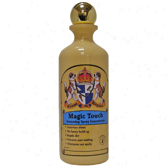 Crown Royale Magic Touch Formula 2 - 16oz Concentrate