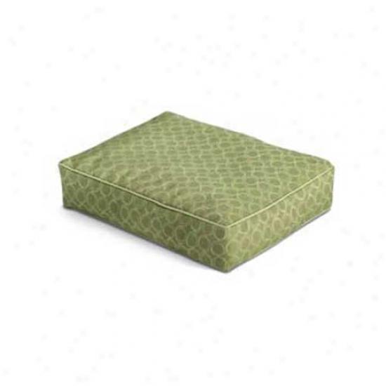 Crypton Outdoor Fade Resistant Dog Bed Mediuk Ringo Romaine