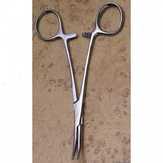 Curved Locking Hemostat 5.5 Inch