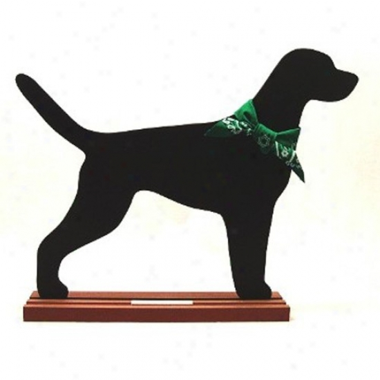 Dalmatian Blackboard - Table  Model