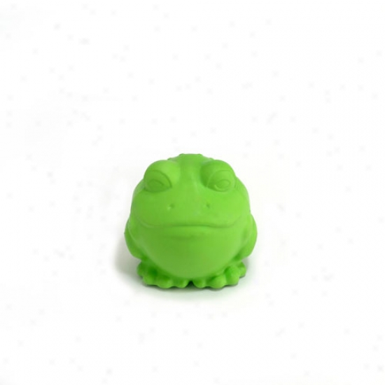 Darwin The Frog Small With Squeaker