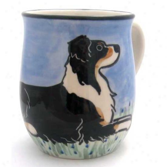 Deluxe Australian Shepherd Mug